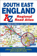 South East and Central England Road Map