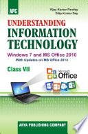 APC Understanding Information Technology 7
