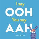 I say Ooh You say Aah [Pdf/ePub] eBook
