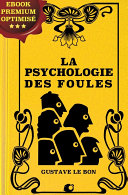 La psychologie des foules Pdf/ePub eBook