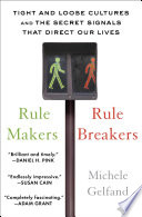 Rule Makers  Rule Breakers Book