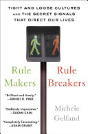 Rule Makers, Rule Breakers Pdf/ePub eBook