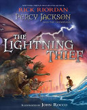 Percy Jackson and the Olympians The Lightning Thief Illustrated Edition image