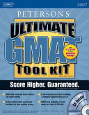 Peterson s Ultimate GMAT Tool Kit