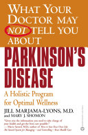 What Your Doctor May Not Tell You About TM   Parkinson s Disease