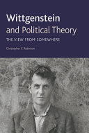 Wittgenstein and Political Theory