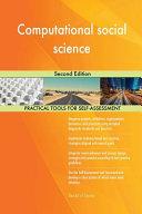 Computational Social Science Second Edition
