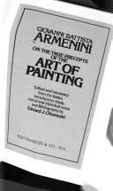 On the true precepts of the art of painting