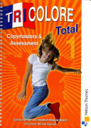 Books - French - Tricolore Total Copymasters and Assessment | ISBN 9780748799923