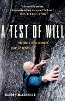 A Test of Will Pdf/ePub eBook