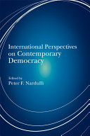 International Perspectives on Contemporary Democracy - Seite 38