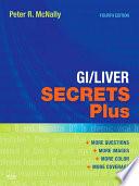 """""""GI/Liver Secrets Plus E-Book"""" by Peter R McNally"""