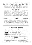 Il monitore tecnico giornale d'architettura, d'Ingegneria civile ed industriale, d'edilizia ed arti affini