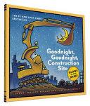 Goodnight  Goodnight  Construction Site Book PDF