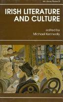 Irish Literature and Culture