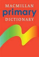 Books - Macmillan Primary Dictionary | ISBN 9780230715462