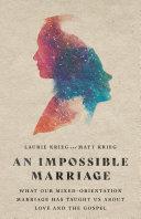 An Impossible Marriage Pdf/ePub eBook