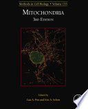 Mitochondria Biology Book