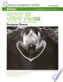 Biology: Survey of Living Things