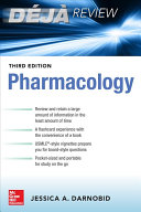 Deja Review  Pharmacology  Third Edition