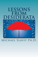 Lessons from Desiderata