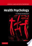 Health Psychology Book PDF