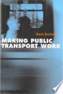 Making Public Transport Work Book