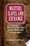 Masters Slaves And Exchange Book