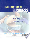 International business 3E