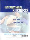 International business 3E