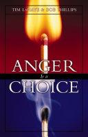 Anger Is a Choice Pdf/ePub eBook