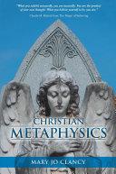 Christian Metaphysics