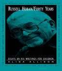 Russell Hoban/Forty Years ebook