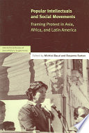 Popular Intellectuals and Social Movements
