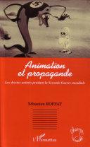 Pdf Animation et propagande Telecharger