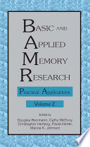 Basic and Applied Memory Research
