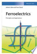 Ferroelectrics Book