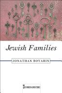 Jewish Families Pdf/ePub eBook