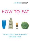 How To Eat [Pdf/ePub] eBook