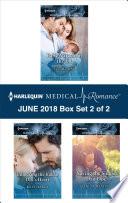 Harlequin Medical Romance June 2018 Box Set 2 Of 2