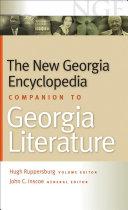 The New Georgia Encyclopedia Companion to Georgia Literature [Pdf/ePub] eBook