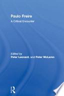 Paulo Freire Book
