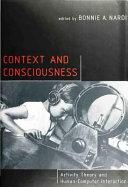 Context and Consciousness