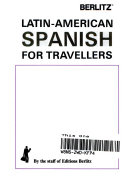 Latin American Spanish for Travellers