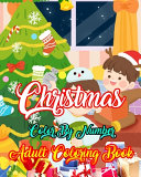 Christmas Color By Number Adult Coloring Book ebook