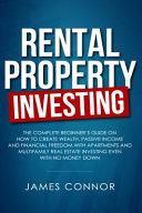 Rental Property Investing Book
