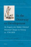 In the Doorway to Development