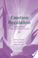 Emotion Regulation