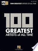 VH1 100 Greatest Artists of All Time  Songbook