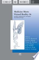 Medicine Meets Virtual Reality 16 Book PDF